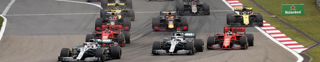 Circuito de Shanghai, Gran Premio de China 2019, Foto: Mercedes GP