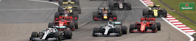 Escuderías en activo. Circuito de Shanghai, Gran Premio de China 2019, Foto: Mercedes GP