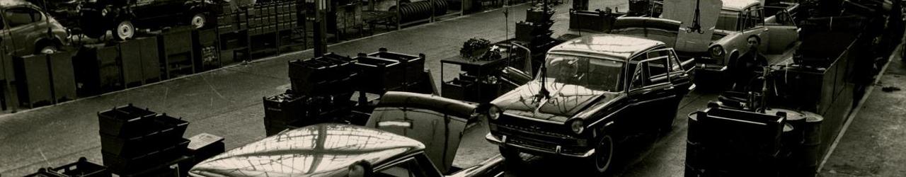 Cadena de Montaje SEAT 1500, Foto: SEAT