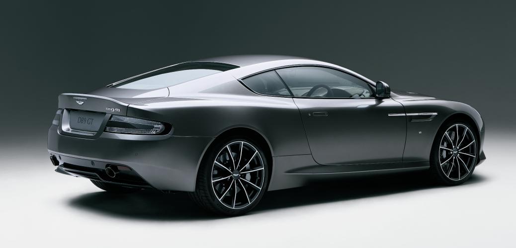 Aston Martin DB9 GT, Foto: Catálogo Aston Martin