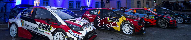 Presentación Rally de Montecarlo 2019, Foto: Toyota