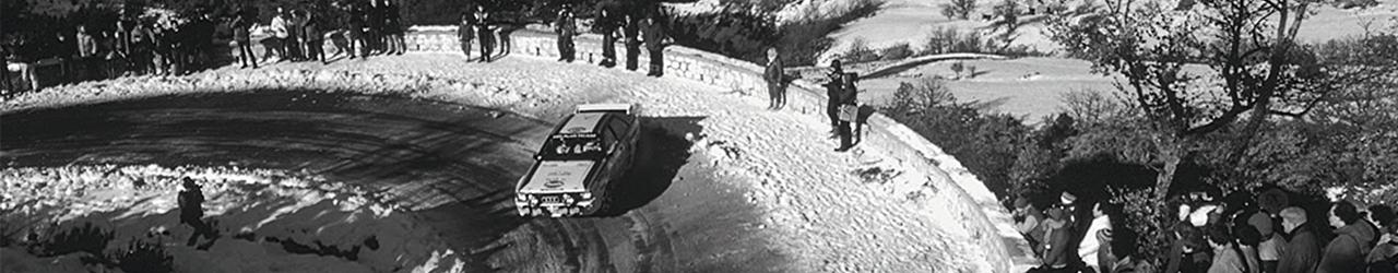 Walter Rohrl, Monte Carlo 1984, Foto: Audi