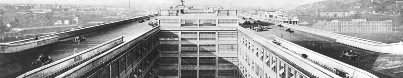 Fabrica FIAT de Turín, 1926, Foto: FIAT
