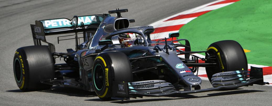 Entrenamientos Viernes, Gran Premio de España 2019 © LAT Images for Mercedes-Benz Grand Prix Ltd