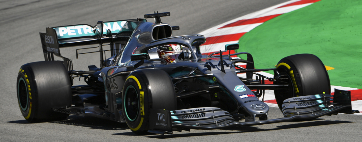 Entrenamientos Viernes, Gran Premio de España 2019 © LAT Images for Mercedes-Benz Grand Prix Ltd