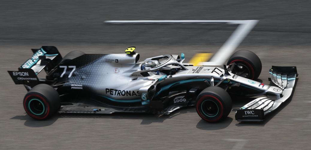 Entrenamientos del Viernes, Gran Premio de China 2019 © Wolfgang Wilhelm for Daimler AG