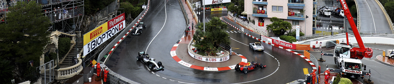 Safety Car, Gran Premio de Mónaco 2018, Foto: Red Bull
