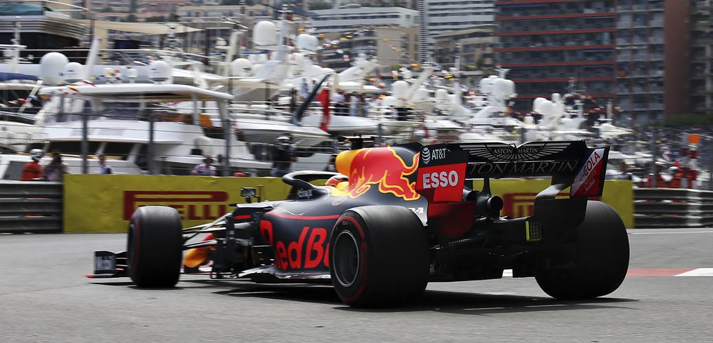 Max Verstappen, Gran Premio de Mónaco 2019, Entrenamientos libres, Foto: Getty Images / Red Bull Content Pool