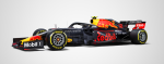 Red Bull-Honda RB15, 2019