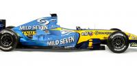 Renault R25, Foto: Renault F1 Team