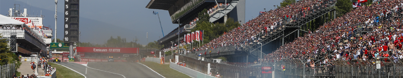Salida Gran Premio de España 2019 - LAT Images