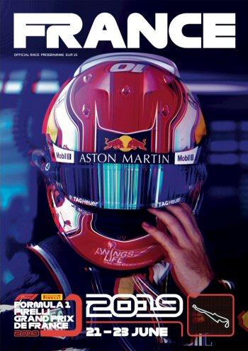 Póster Gran Premio de Francia 2019