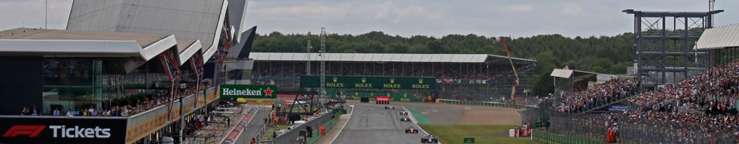 Gran Premio de Gran Bretaña 2019. Silverstone. Foto: Renault
