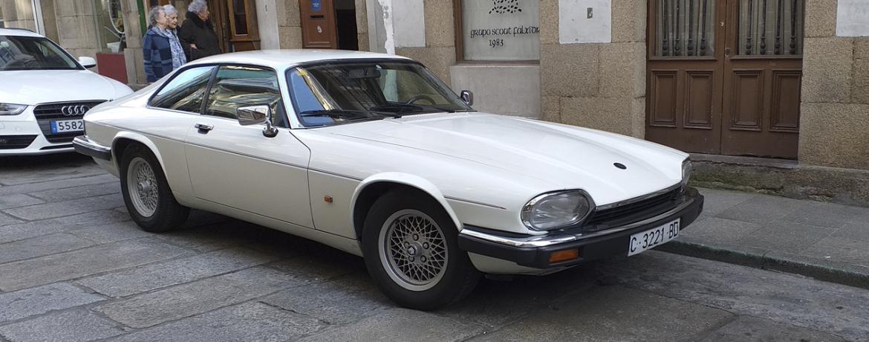 Jaguar XJS Serie III modelo del año 1990, Foto: MJGR, Abril de 2019