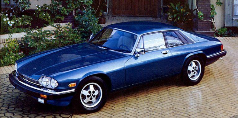 Jaguar XJS, recorte de publicidad de 1984