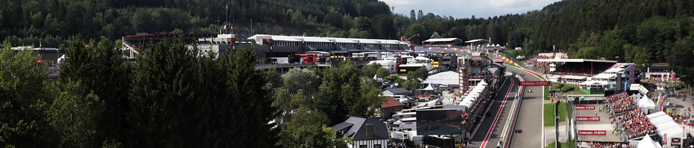 Circuito de Spa-Francorchamps, Foto: Renault F1