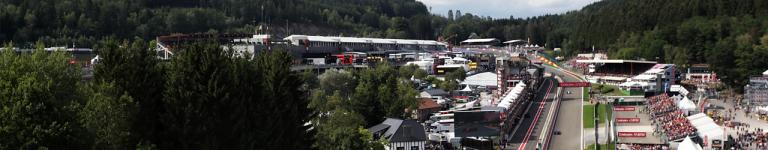Formula 1 Rolex Belgian Grand Prix 2020