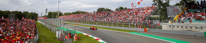 Circuito de Monza 2018, Foto: Mercedes GP