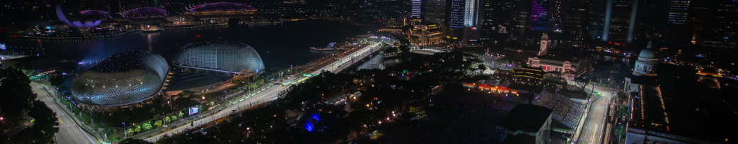 Gran Premio de Singapur 2019, Marina Bay, Foto: Renault F1 Team