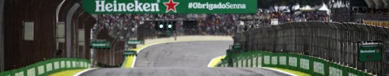 Formula 1 Heineken Grande Prêmio do Brazil 2019