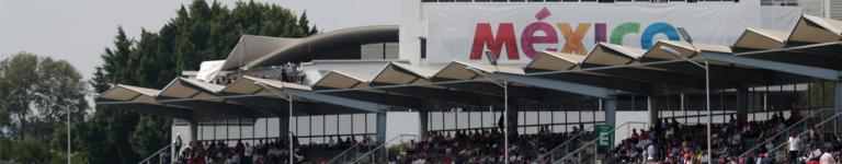 Formula 1 Gran Premio de México 2019