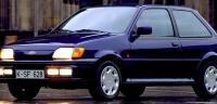 Ford Fiesta Mk3 XR2i Fotografía de catálogoFord
