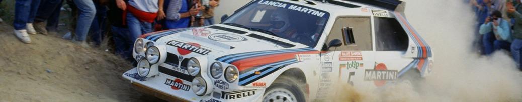 WRC 1986, Lancia Delta S4, Foto: dominio público