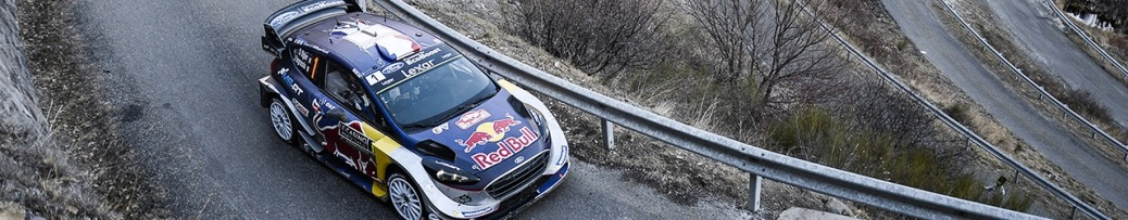 WRC 2017, Ogier, Rally de Montecarlo 2017, Foto: Ford