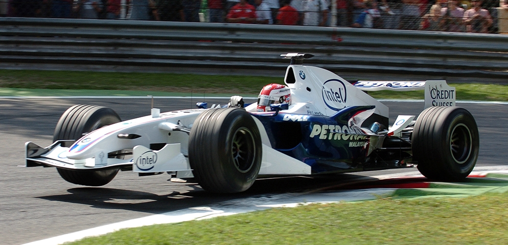 BMW Sauber F1.06, Robert Kubica, Gran Premio de Italia, Foto: BMW