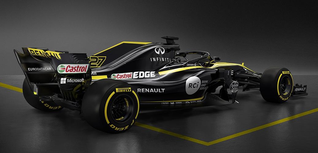 Renault RS18 Foto: Renault