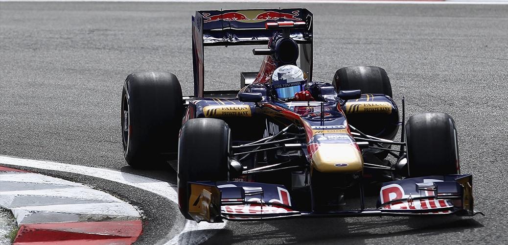 Toro Rosso-Ferrari STR6, Sébastian Buemi en el Gran Premio de Alemania. Foto: Red Bull