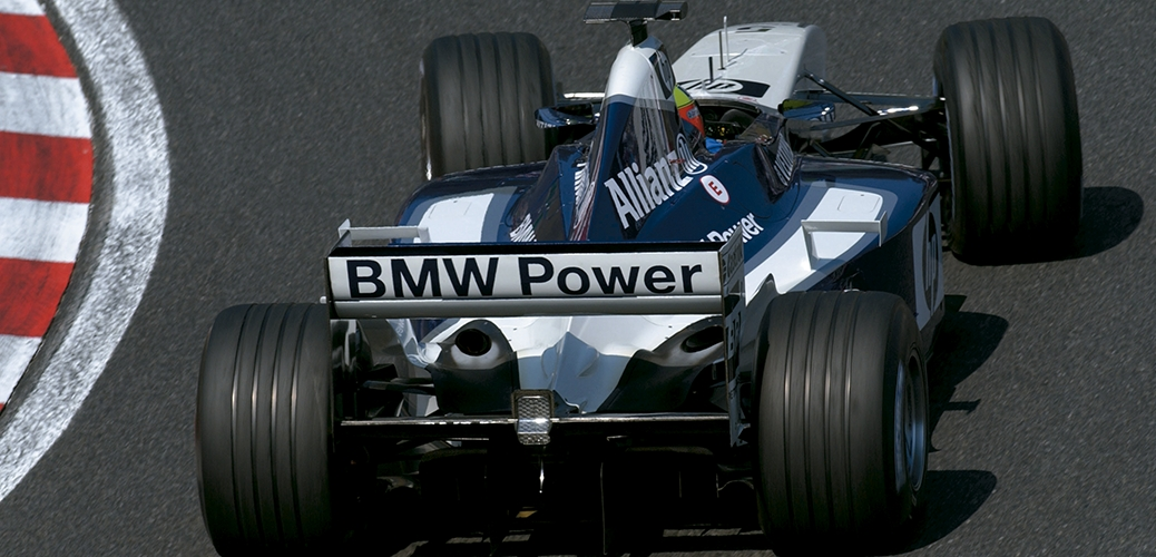 Williams-BMW FW24, Ralf Schumacher en el Gran Premio de Japón, Foto: BMW
