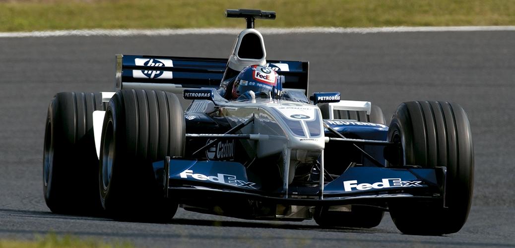 Williams-BMW FW24, Juan Pablo Montoya en el Gran Premio de Japón, Foto: BMW