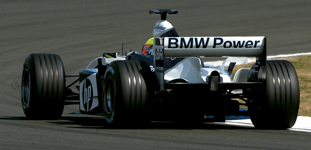 Williams-BMW FW25, Ralf Schumacher en el Gran Premio de Canadá, Foto: BMW