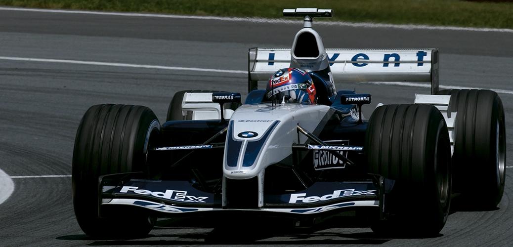 Williams-BMW FW25, Juan Pablo Montoya en el Gran Premio de Canadá, Foto: BMW