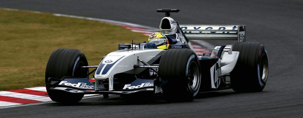 Williams-BMW FW25, Ralf Schumacher en el Gran Premio de Japón, Foto: BMW