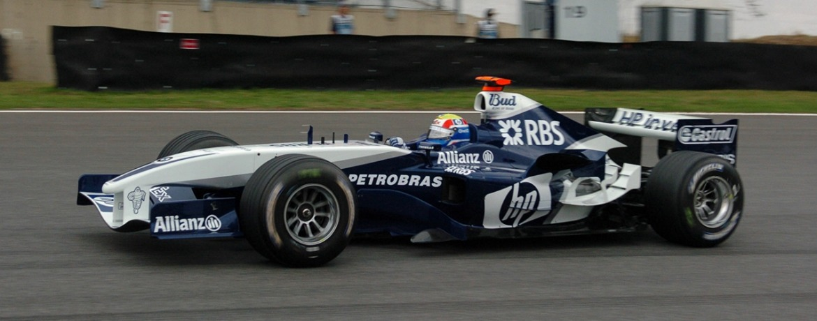 Williams-BMW FW27, Gran Premio de Brasil, Foto: BMW Group
