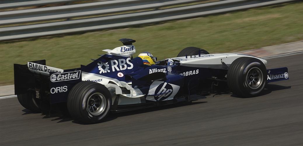 Williams-BMW FW27, Gran Premio de Hungría, Foto: BMW Group