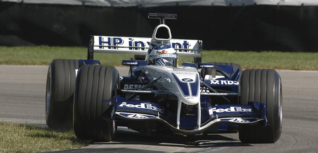 Williams-BMW FW27, Gran Premio de Estados Unidos, Foto: BMW