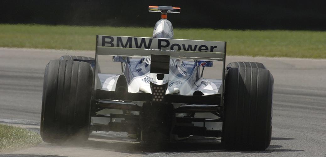 Williams-BMW FW27, Gran Premio de Estados Unidos, Foto: BMW Group
