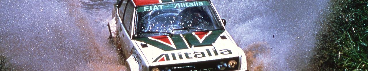 WRC 1980, Fiat Abarth 131, Foto: FCA Abarth