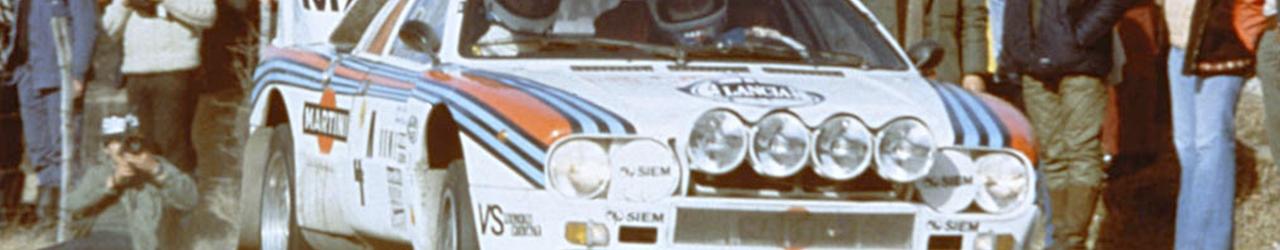 WRC 1982, Lancia 037, Foto: Lancia, FCA