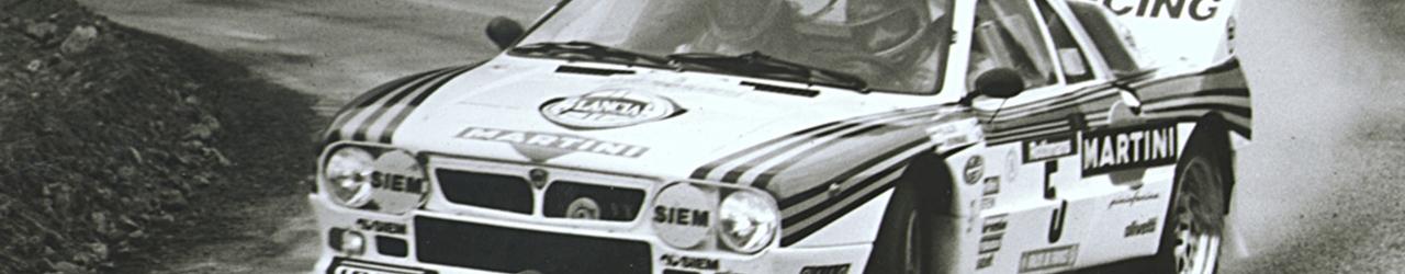 WRC 1983, Lancia 037, Foto: Lancia