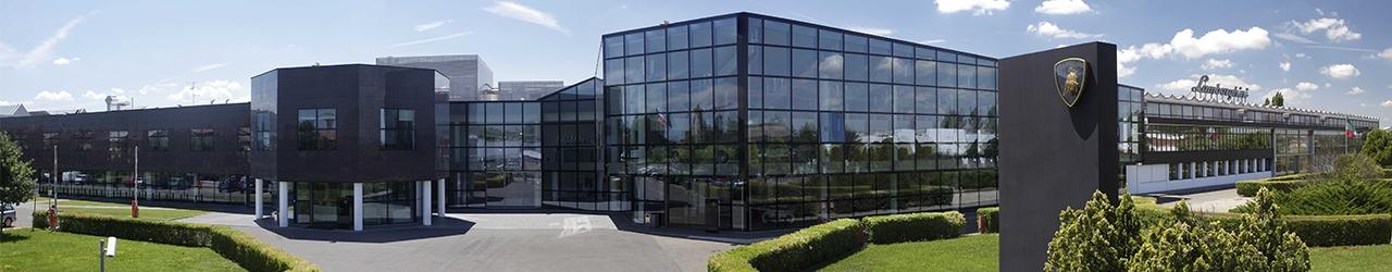 Cuartel General de Automobili Lamborghini S.p.A.