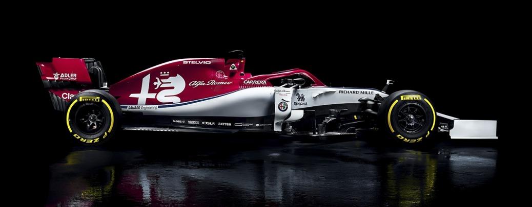 Alfa Romeo-Ferrari C38, Foto: Presentación, Alfa Romeo