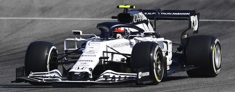 AlphaTauri-Honda AT01 2020, Gran Premio de Italia; Foto: AlphaTauri