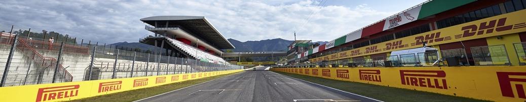 Gran Premio de la Toscana 2020. Mercedes Grand Prix