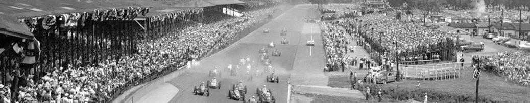 Indianapolis Moor Speedway 1950