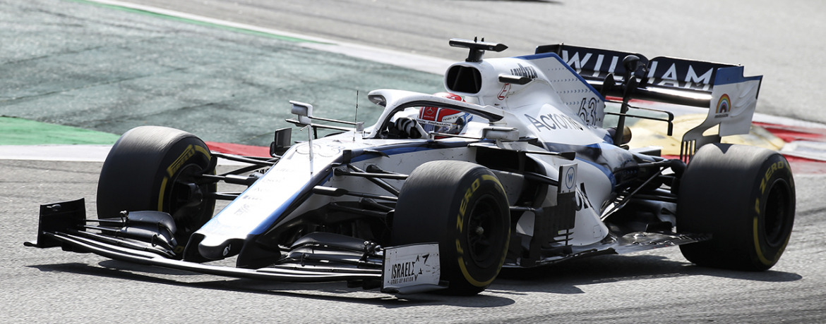 Williams-Mercedes FW43, Foto: Williams