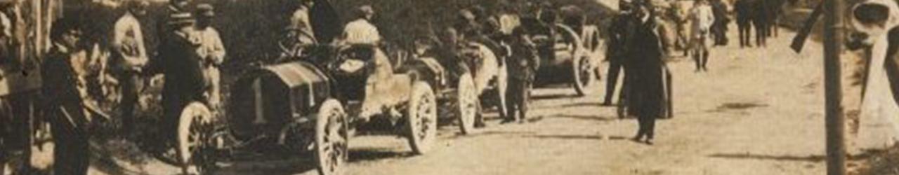 Targa Florio de 1909, Grandes Premios de Automovilismo